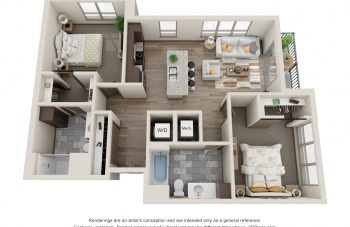 floor plans, spring city crossing, affordable apartments in waukesha